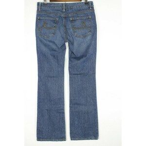 LOFT Jeans - LOFT Ann Taylor Jeans Bootcut Stretch Medium Wash